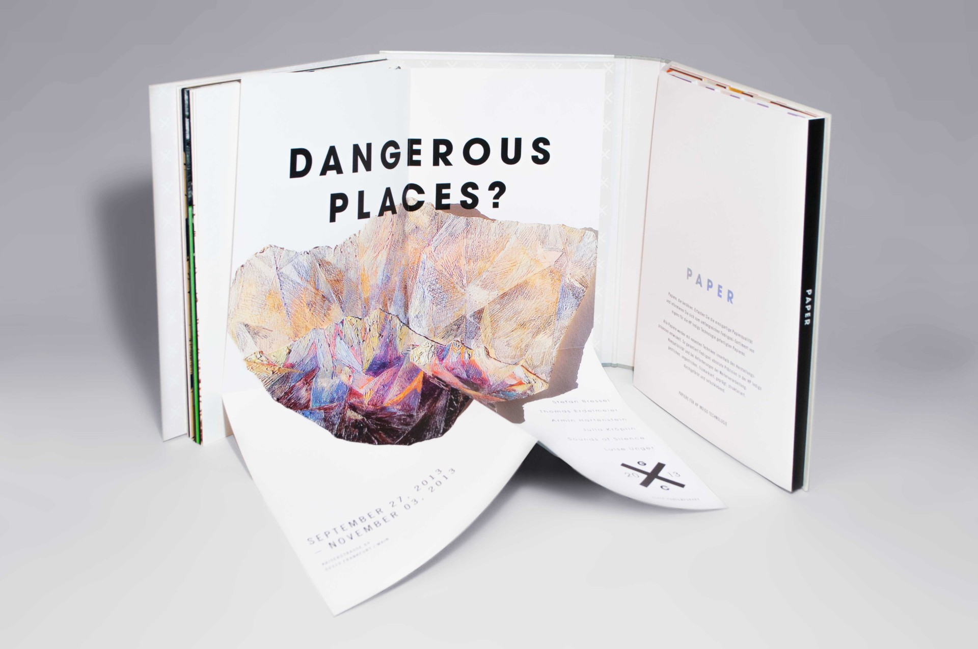 BUERO EILKS FEDRIGONI PAPERS  •  Catalogue Design