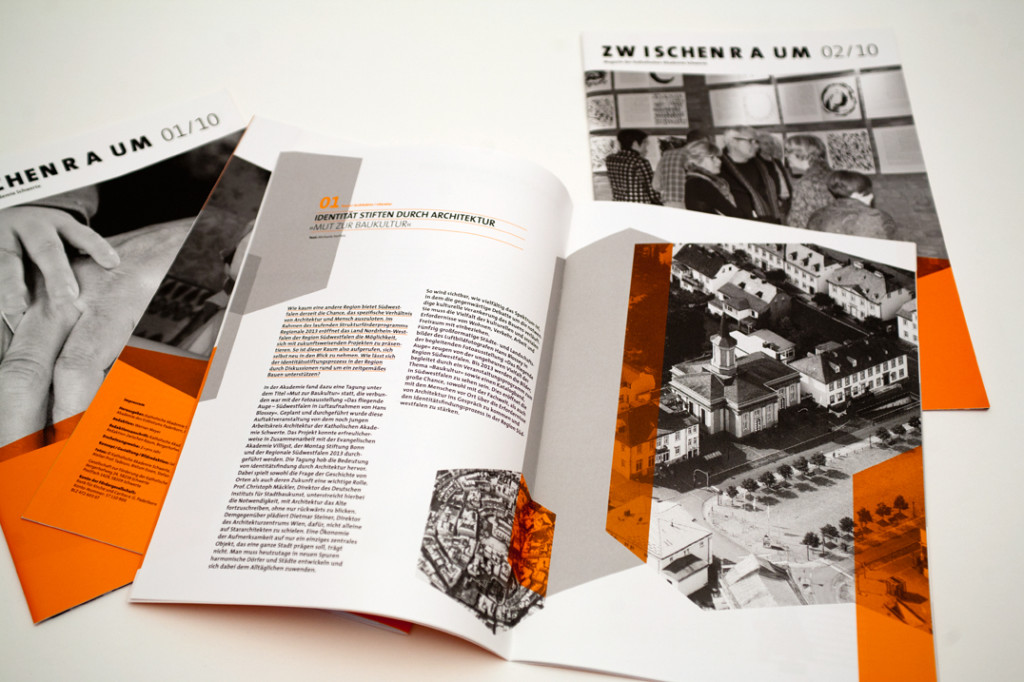 BUERO EILKS ZWISCHENRAUM  •  Corporate Publishing | Journal | Editorial | Illustration