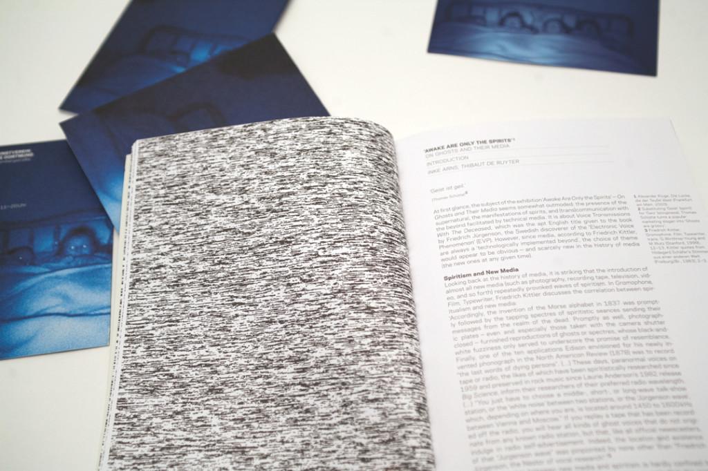 BUERO EILKS WACH SIND NUR DIE GEISTER  •  Keyvisual | Veranstaltungskommunikation | Editorial
