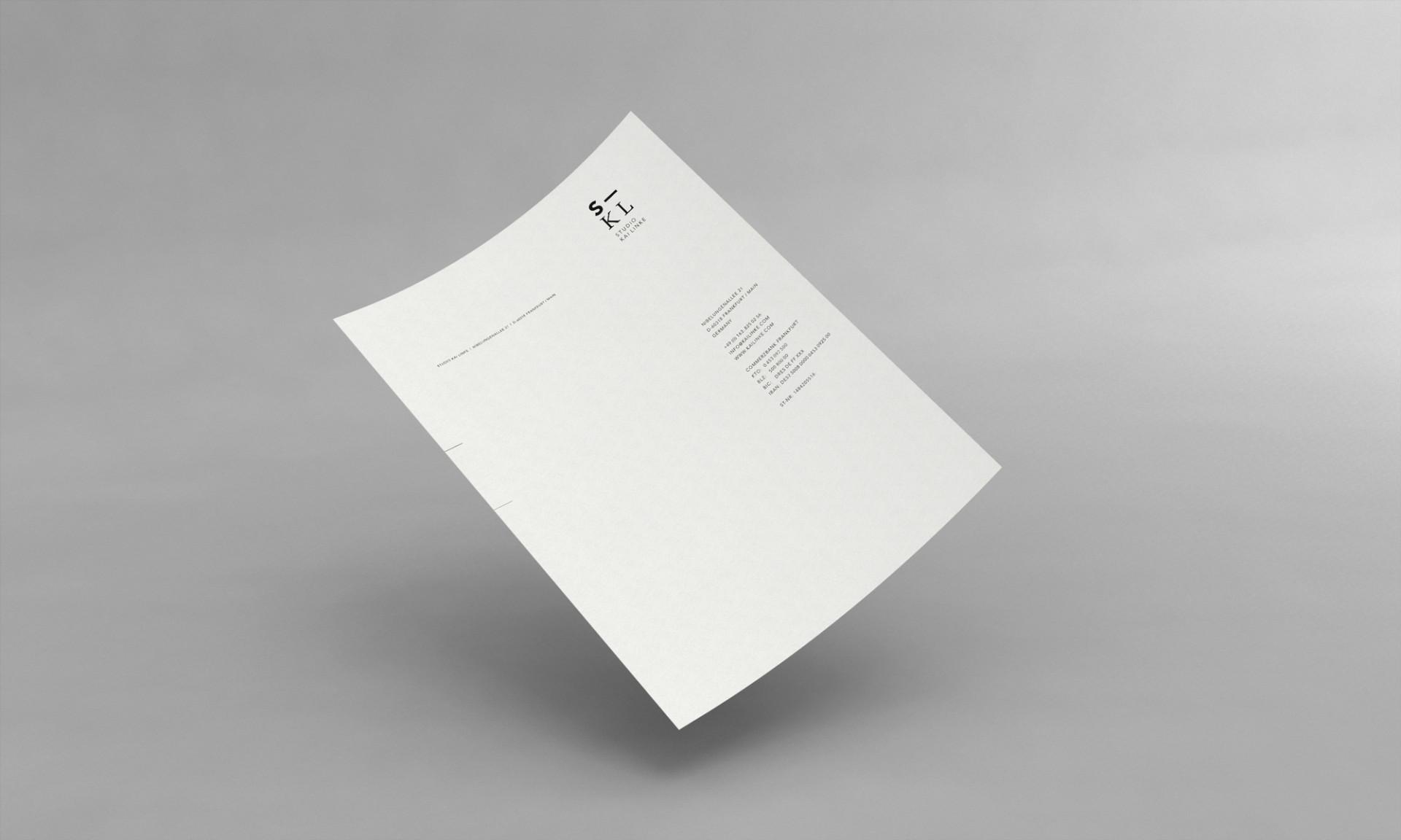 BUERO EILKS STUDIO KAI LINKE  •  Corporate Design   Website