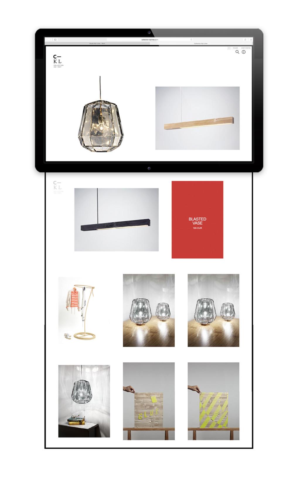 BUERO EILKS STUDIO KAI LINKE  •  Corporate Design | Website